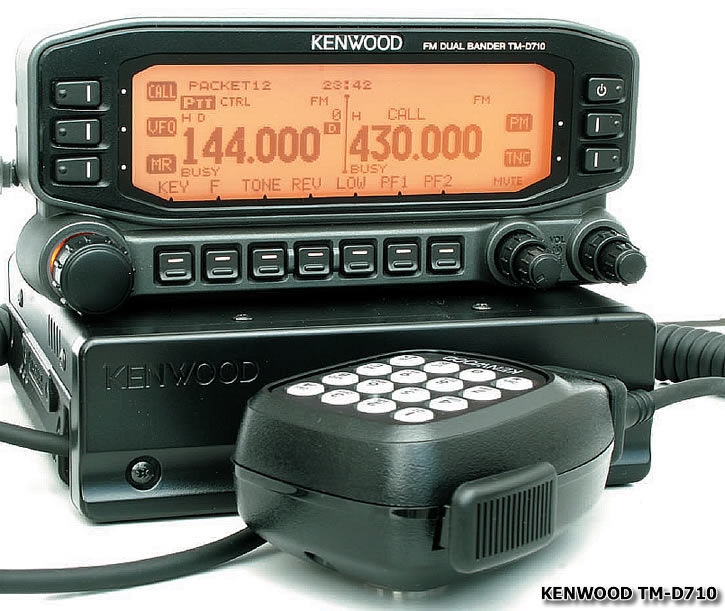 KENWOOD TM-D710